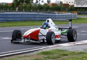 MRF MMSC fmsci Indian National Racing Championship 2017