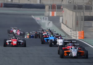 DRUGOVICH EXTENDS CHAMPIONSHIP LEAD WIN DOUBLE PODIUM FINISH IN DUBAI